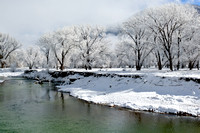 Cold Riverbank