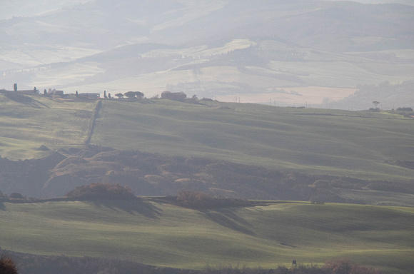 Val d Orcia Afternoon