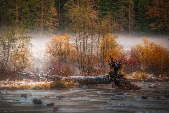 Merced River Fall
