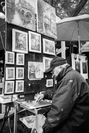 Montmartre Painter